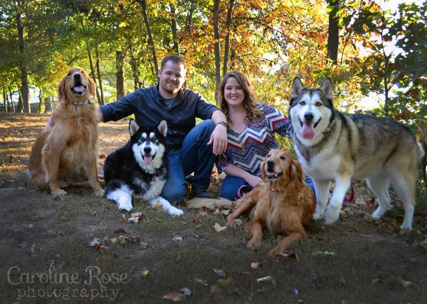Everything Canine Family Photo